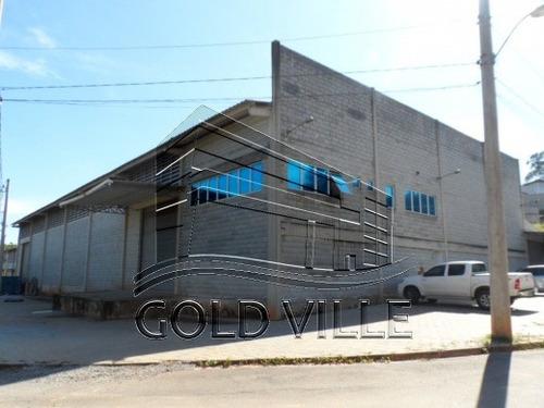 aluguel galpão cotia  brasil - 813-a