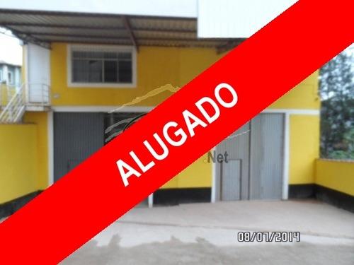 aluguel galpão cotia  brasil - 866-a