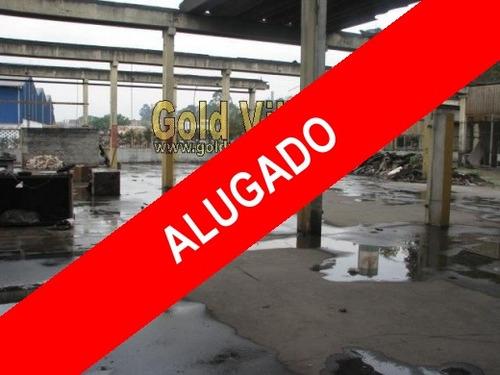 aluguel galpão embu  brasil - 207-a