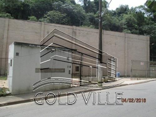 aluguel galpão embu  brasil - 3728-a