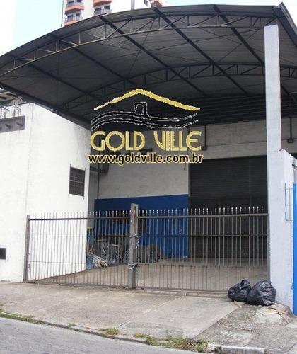 aluguel galpão embu  brasil - 678-a