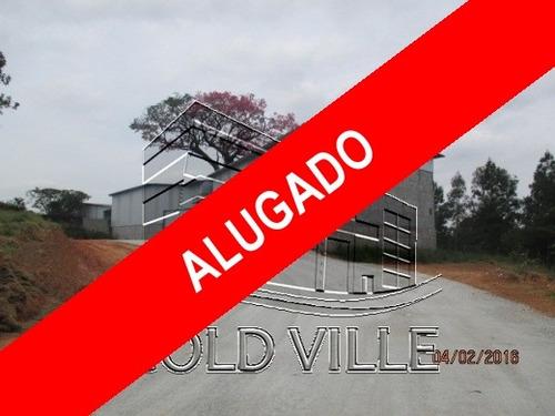 aluguel galpão embu das artes  brasil - 2059-a