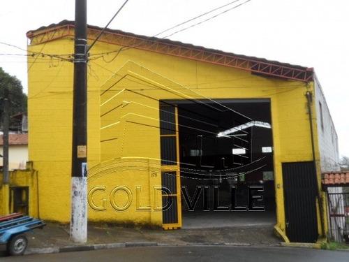 aluguel galpão embu das artes  brasil - 3370-a