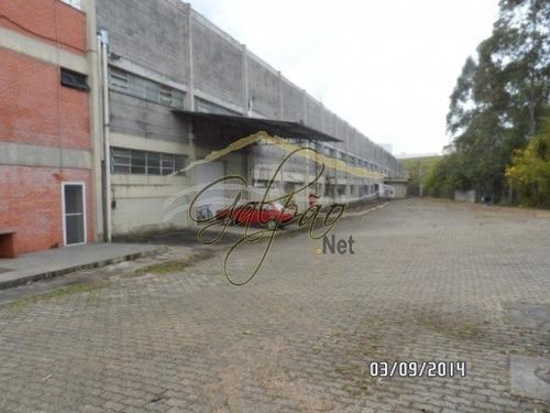 aluguel galpão embu das artes  brasil - 401-a