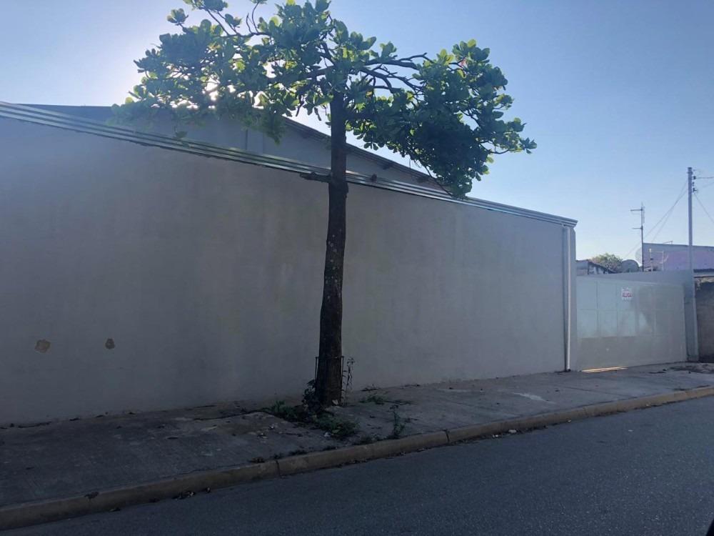 aluguel galpão - iporanga/sorocaba