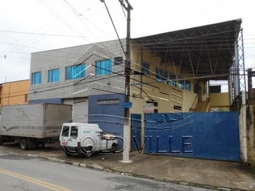 aluguel galpão itapecerica da serra  brasil - 3374-a