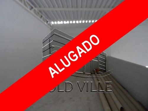 aluguel galpão itapevi  brasil - 2938-a