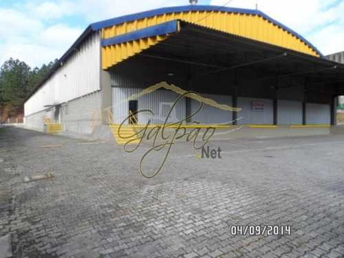 aluguel galpão itapevi  brasil - 477b-a