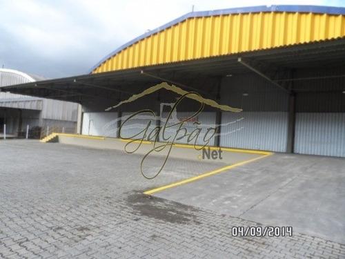 aluguel galpão itapevi  brasil - 477d-a