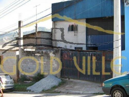 aluguel galpão jandira  brasil - 1154-a