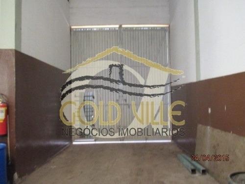 aluguel galpão jandira  brasil - 125-a