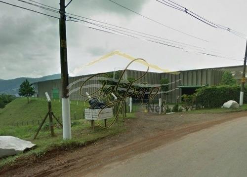 aluguel galpão jandira  brasil - 2180-a
