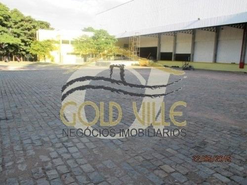 aluguel galpão jandira  brasil - 448-a