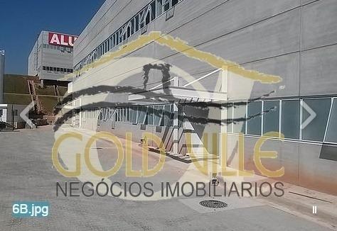 aluguel galpão jandira  brasil - 488-a