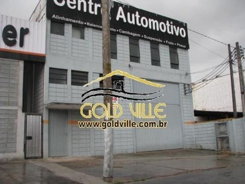 aluguel galpão jandira  brasil - 913-a