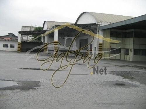 aluguel galpão osasco  brasil - 080-a