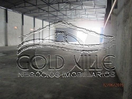 aluguel galpão osasco  brasil - 1011-a