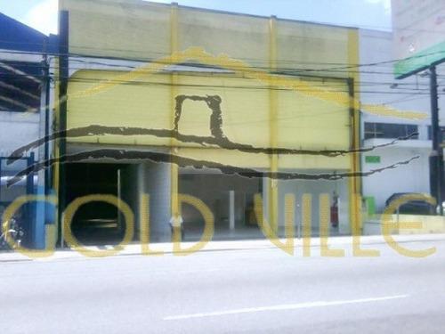 aluguel galpão osasco  brasil - 1083-a