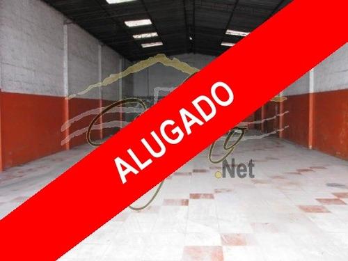 aluguel galpão osasco  brasil - 1193-a