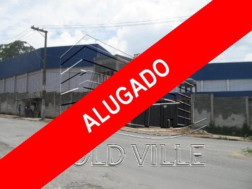 aluguel galpão osasco  brasil - 129-a