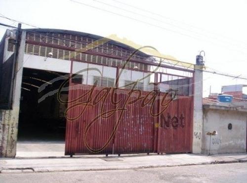 aluguel galpão osasco  brasil - 163-a