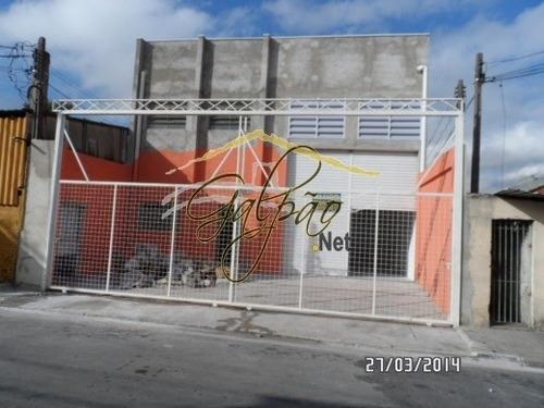 aluguel galpão osasco  brasil - 1729-a