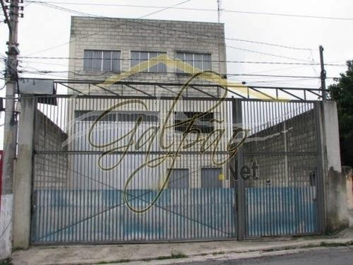 aluguel galpão osasco  brasil - 1889-a