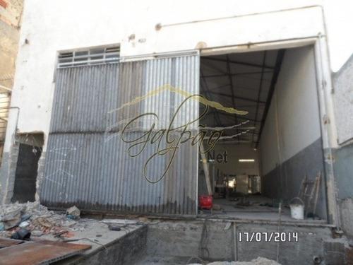 aluguel galpão osasco  brasil - 195-a