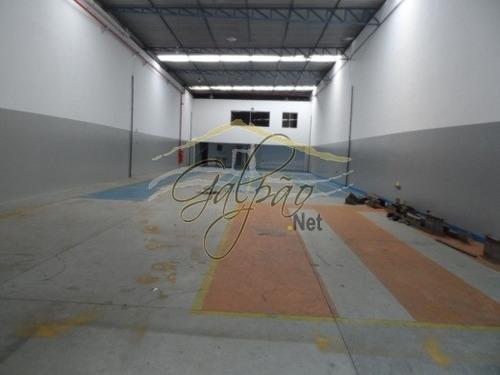 aluguel galpão osasco  brasil - 2040-a
