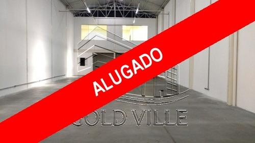 aluguel galpão osasco  brasil - 2091-a