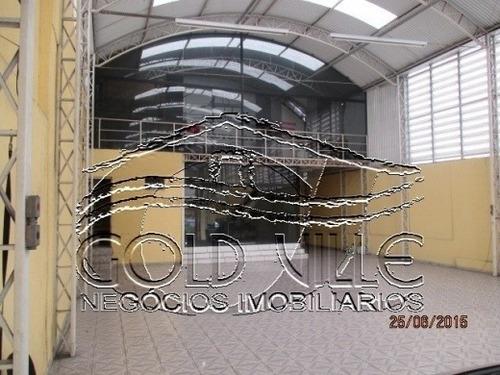 aluguel galpão osasco  brasil - 2093-a