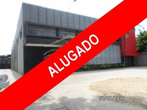 aluguel galpão osasco  brasil - 2309-a