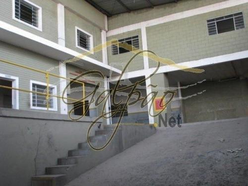 aluguel galpão osasco  brasil - 258v-a