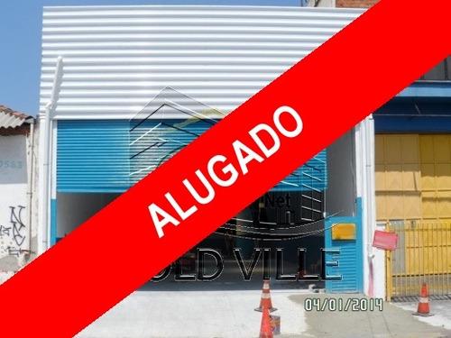 aluguel galpão osasco  brasil - 2811-a