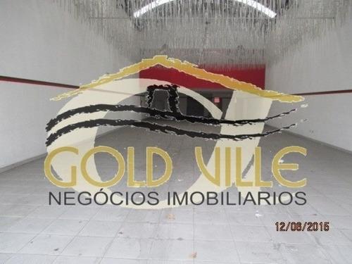 aluguel galpão osasco  brasil - 283-a