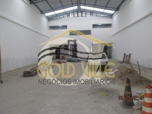 aluguel galpão osasco  brasil - 2848-a