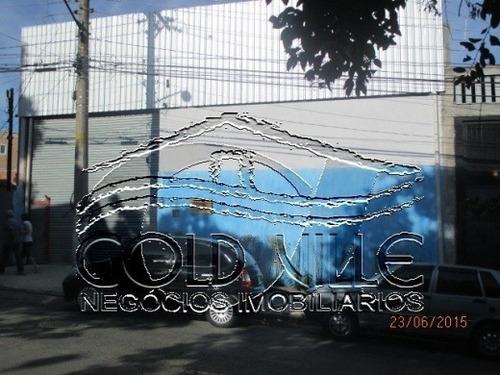 aluguel galpão osasco  brasil - 347-a