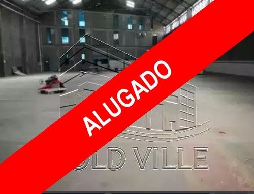 aluguel galpão osasco  brasil - 3682-a