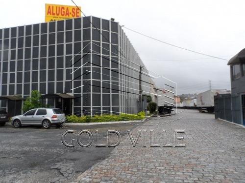 aluguel galpão osasco  brasil - 3703-a