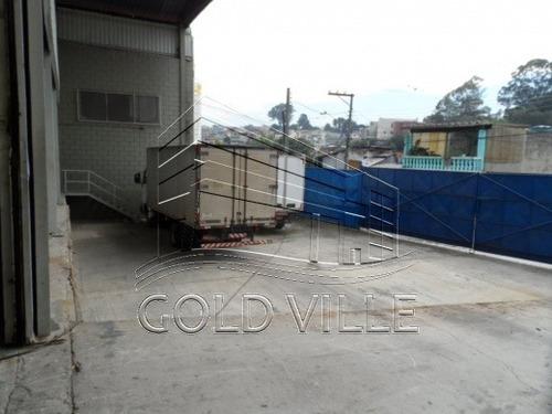 aluguel galpão osasco  brasil - 3788-a