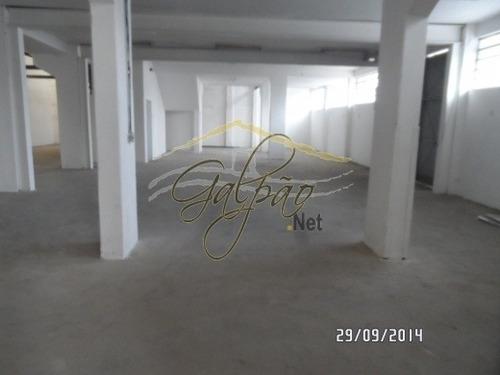 aluguel galpão osasco  brasil - 414-a