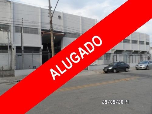 aluguel galpão osasco  brasil - 415-a