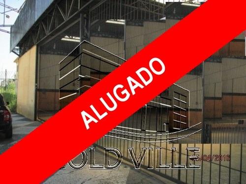 aluguel galpão osasco  brasil - 424-a