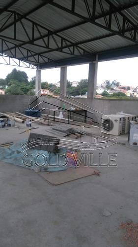 aluguel galpão osasco  brasil - 4278-a