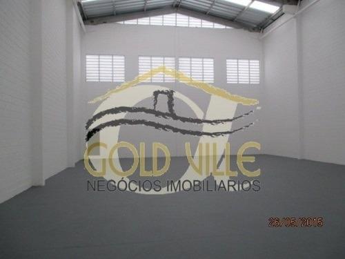 aluguel galpão osasco  brasil - 529-a
