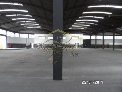 aluguel galpão osasco  brasil - 543-a