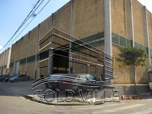aluguel galpão osasco  brasil - 686-a