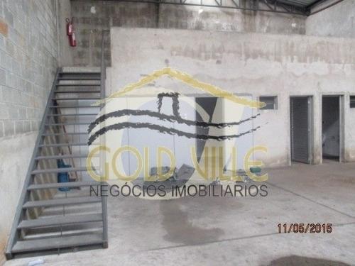 aluguel galpão osasco  brasil - 737-a