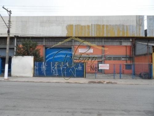 aluguel galpão osasco  brasil - 741-a