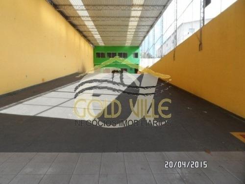 aluguel galpão osasco  brasil - 772-a